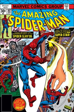 The Amazing Spider-Man (1963) #167