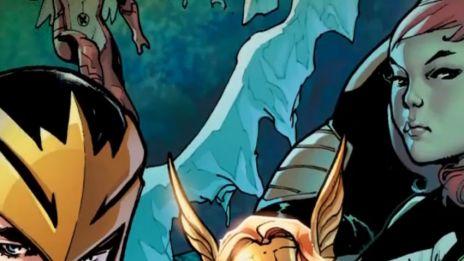 Marvel AR: GOTG #11 Cover Recap