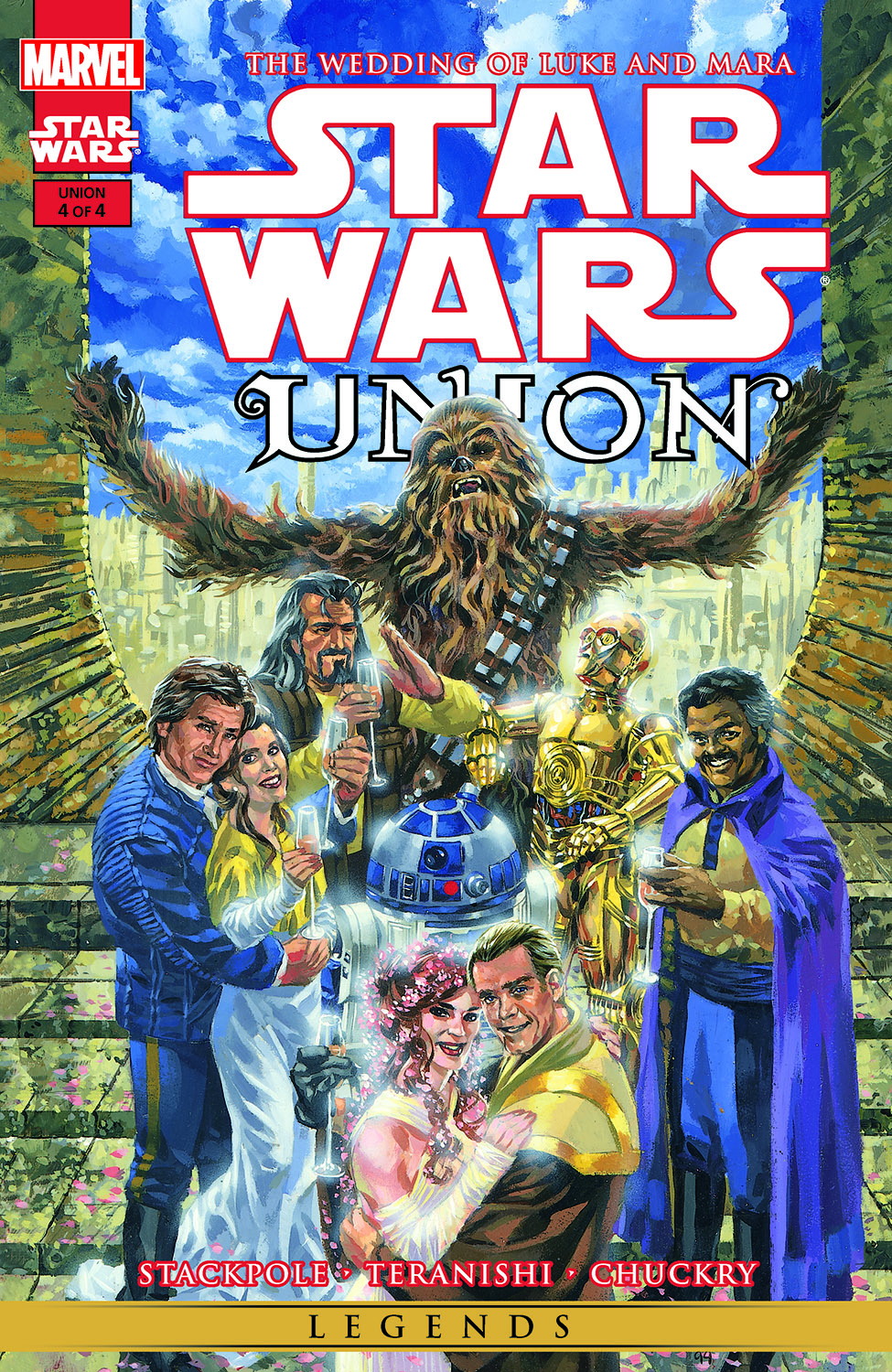 Star Wars: Union (1999) #4