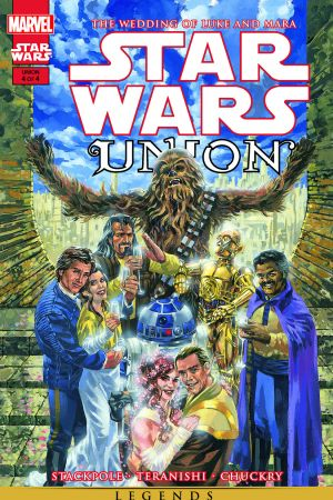 Star Wars: Union #4