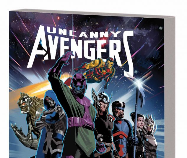 UNCANNY AVENGERS VOL. 4: AVENGE THE EARTH TPB (MARVEL NOW)