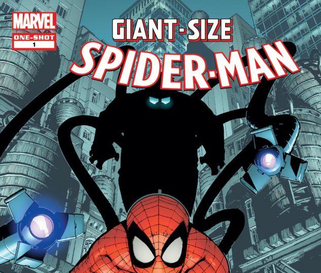 Giant-Size Spider-Man (2014) oneshot
