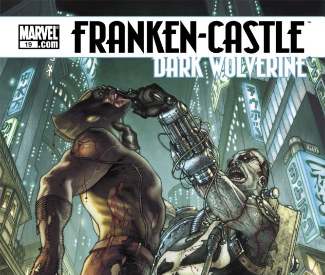 Frankencastle #19 (2010)