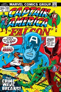 Captain America #158