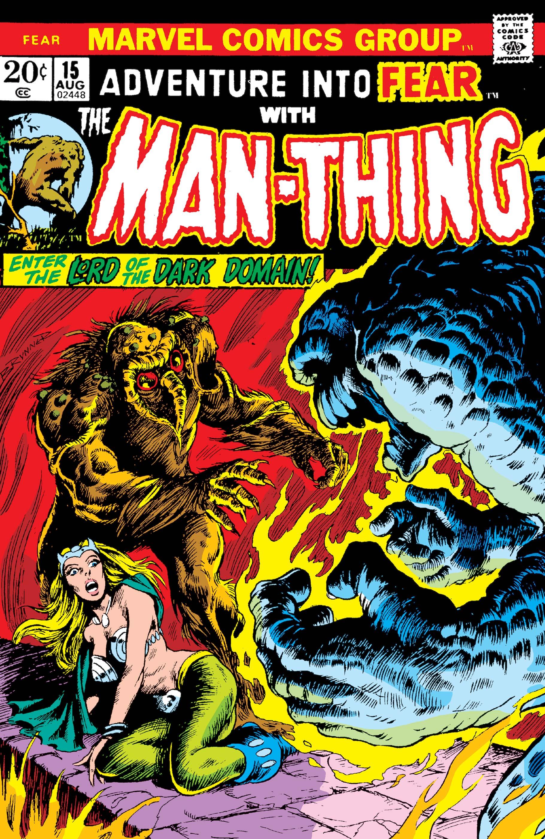 Adventures Into Fear (1970) #15