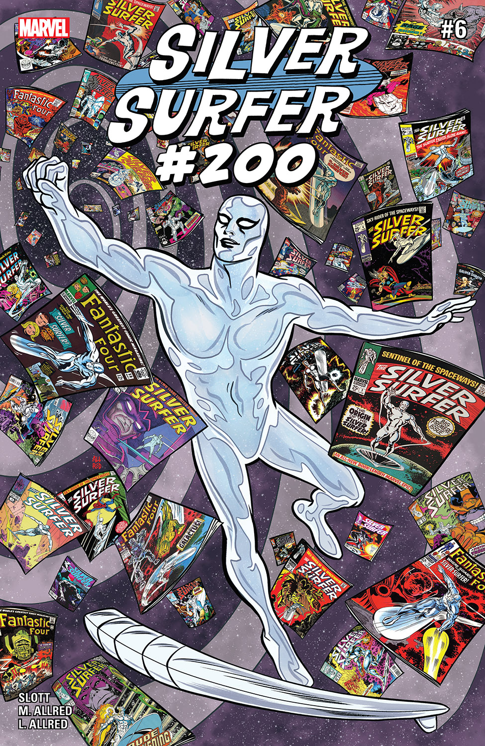 Silver Surfer (2016) #6