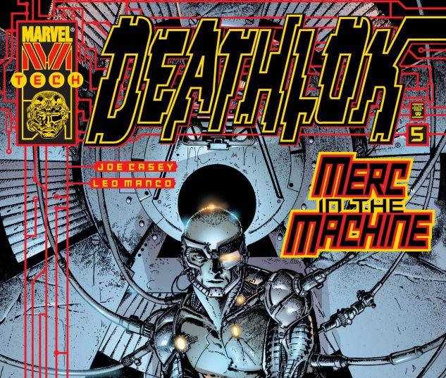 Deathlok (1999) #5
