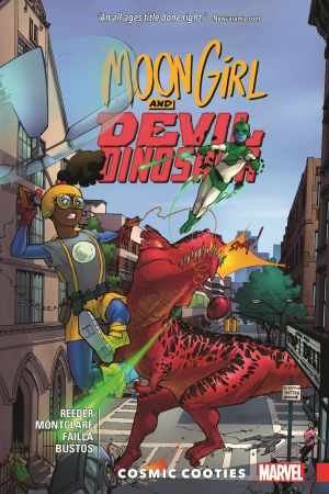 Moon Girl and Devil Dinosaur Vol. 2: Cosmic Cooties (Trade Paperback)