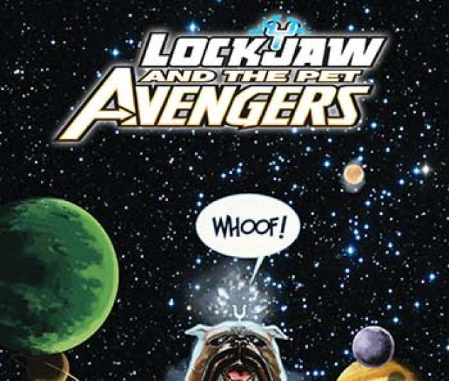 cover from Lockjaw and the Pet Avengers Infinite Comic (2017) #8