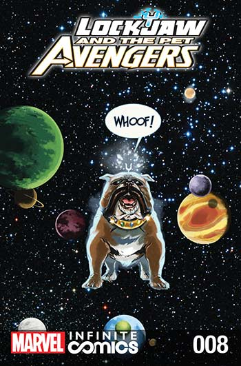 Lockjaw and the Pet Avengers (2017) #8