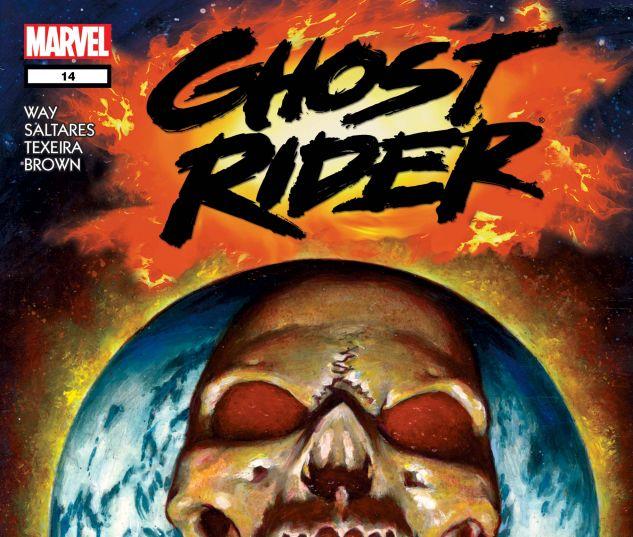 Ghost Rider (2006) #14