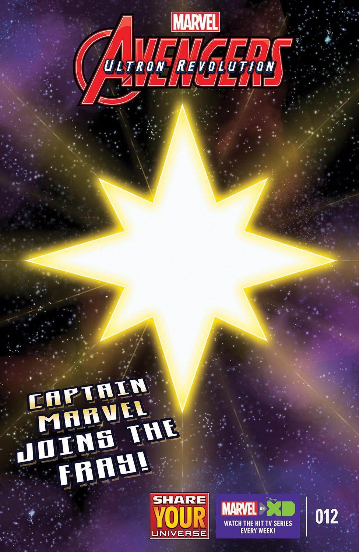 Marvel Universe Avengers: Ultron Revolution (2016) #12