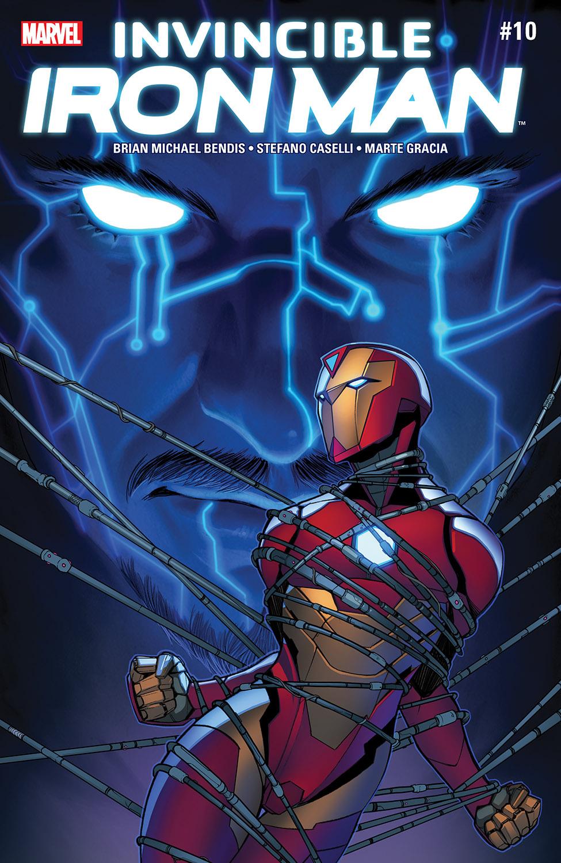 Invincible Iron Man (2016) #10