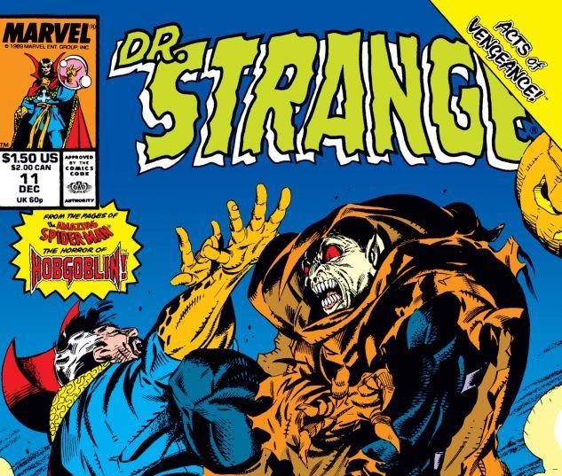 Cover for Doctor Strange, Sorcerer Supreme 11