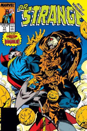 Doctor Strange, Sorcerer Supreme #11