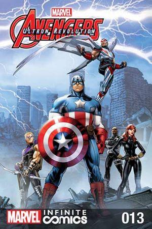 Marvel Universe Avengers: Ultron Revolution #13