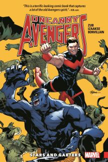 Uncanny Avengers: Unity Vol. 5 - Stars and Garters (Trade Paperback)