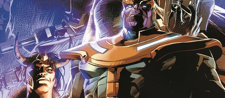 Infinity Countdown Ignites the Infinity Wars