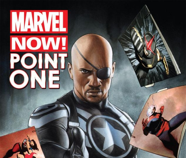 cover from Marvel Now! Point One (0000) #1