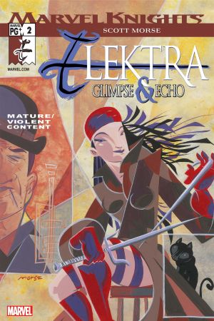 Elektra: Glimpse and Echo #2