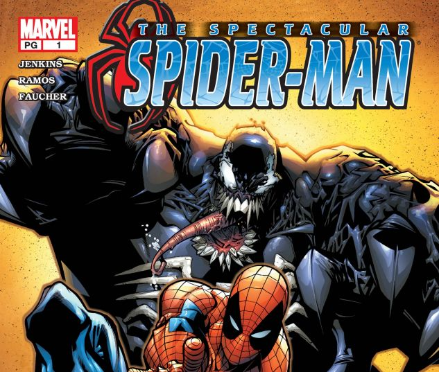 SPECTACULAR SPIDER-MAN (2003) #1