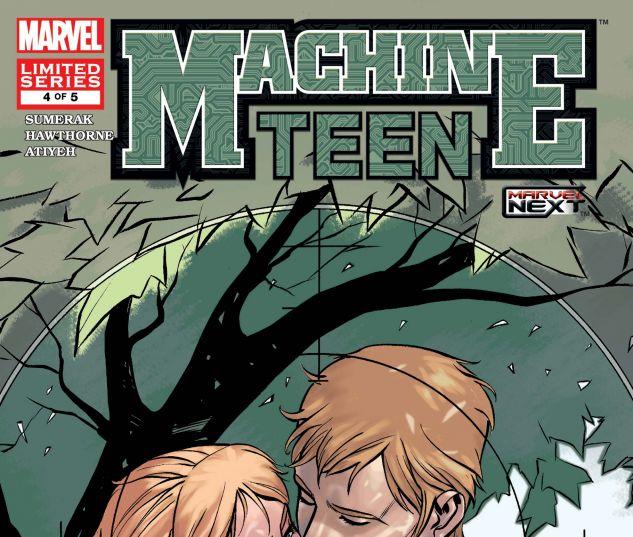 MACHINE TEEN (2005) #4