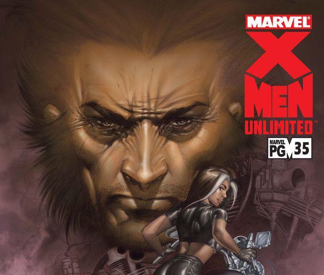 X-Men Unlimited #35