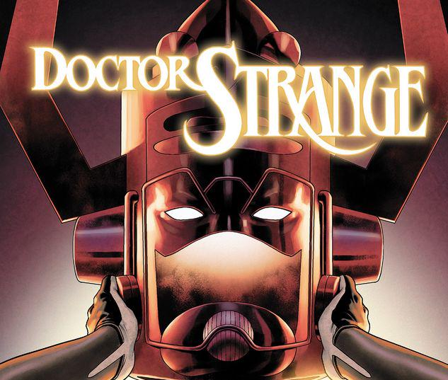 DOCTOR STRANGE BY MARK WAID VOL. 3: HERALD TPB #3
