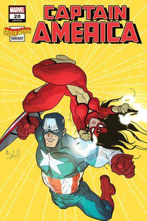 Captain America (2018) #20 (Variant)