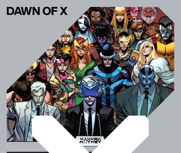 DAWN OF X VOL. 4 TPB #4