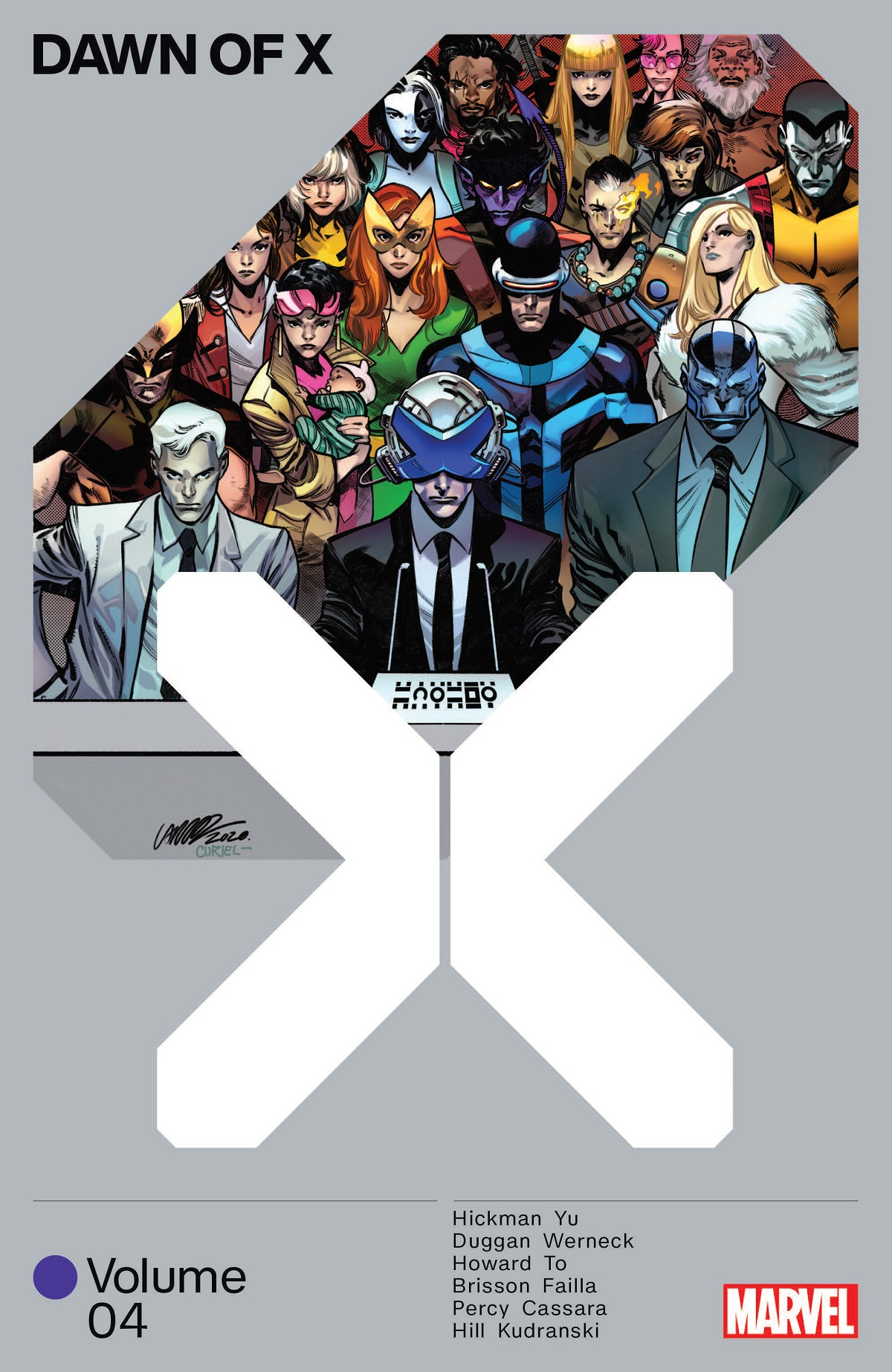 Dawn Of X Vol. 4 (Trade Paperback)
