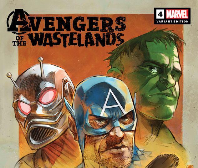 Avengers of the Wastelands #4