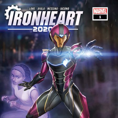 2020 Ironheart (2020)