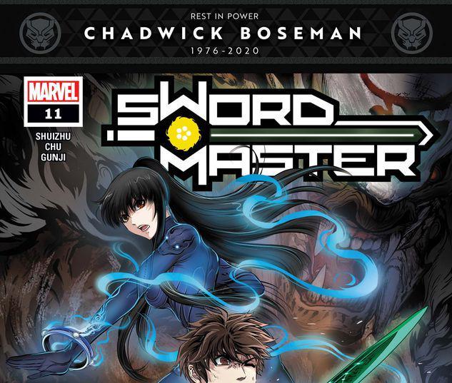 Sword Master #11