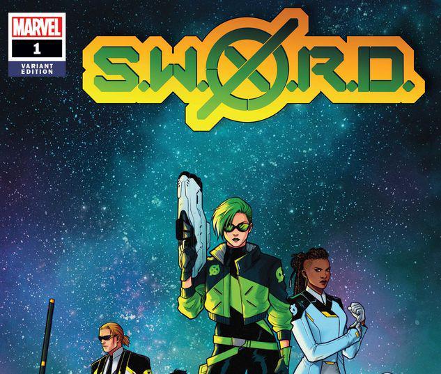 S.W.O.R.D. #1