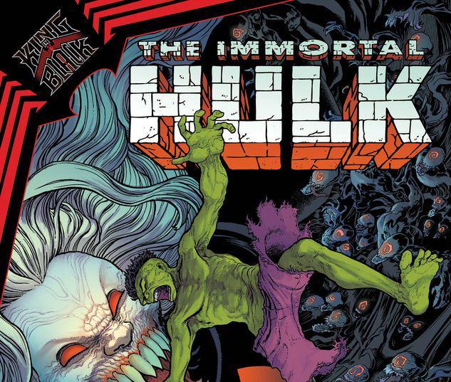 KING IN BLACK: IMMORTAL HULK 1 #1