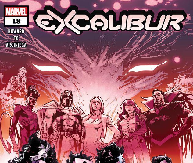 Excalibur #18