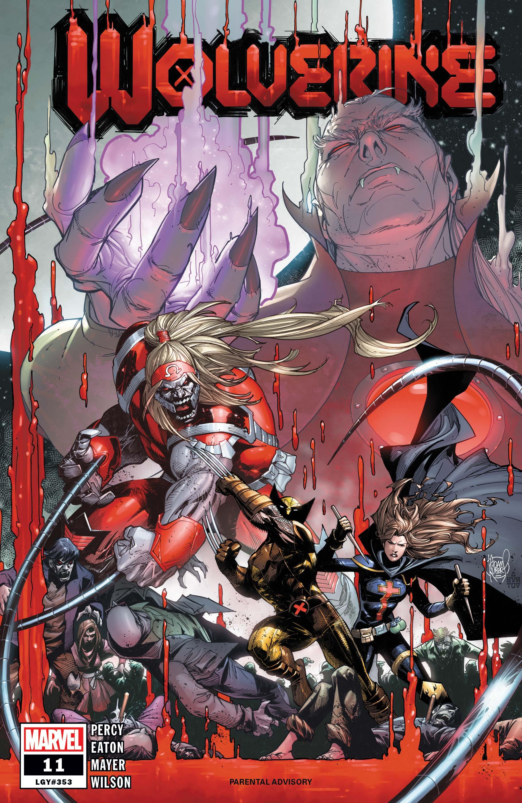 Wolverine (2020) #11