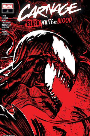 Carnage: Black, White & Blood #3