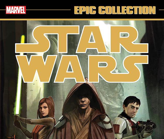 STAR WARS LEGENDS EPIC COLLECTION: THE OLD REPUBLIC VOL. 4 TPB #4
