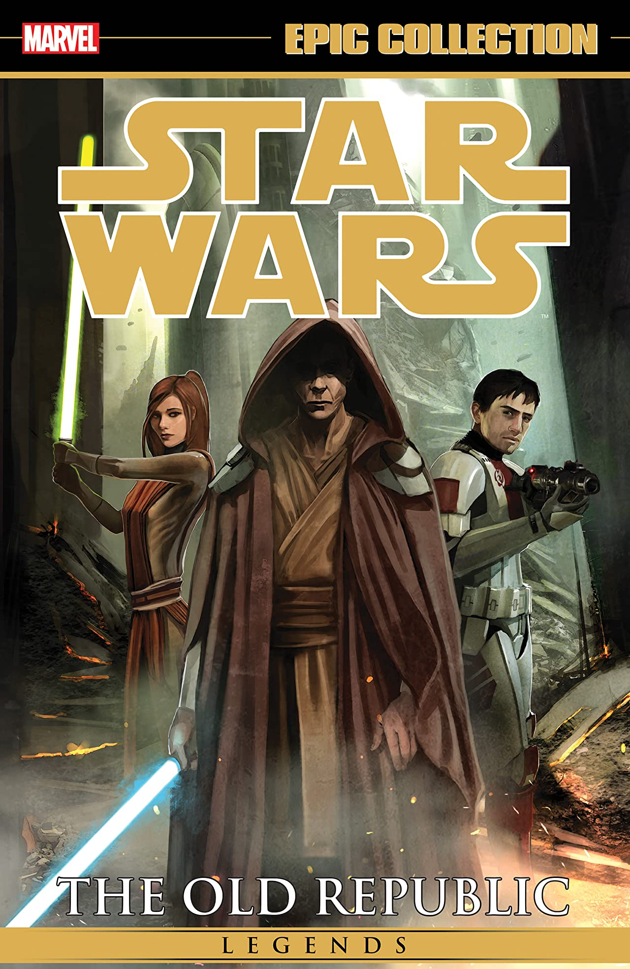 Star Wars Legends Epic Collection: The Old Republic Vol. 4 (Trade Paperback)