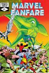 MARVEL FANFARE (1982) #3