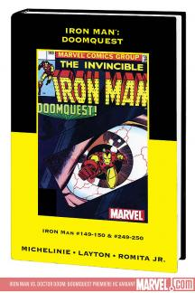 Iron Man Vs. Doctor Doom: Doomquest (Hardcover)