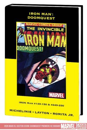 Iron Man Vs. Doctor Doom: Doomquest (Hardcover)
