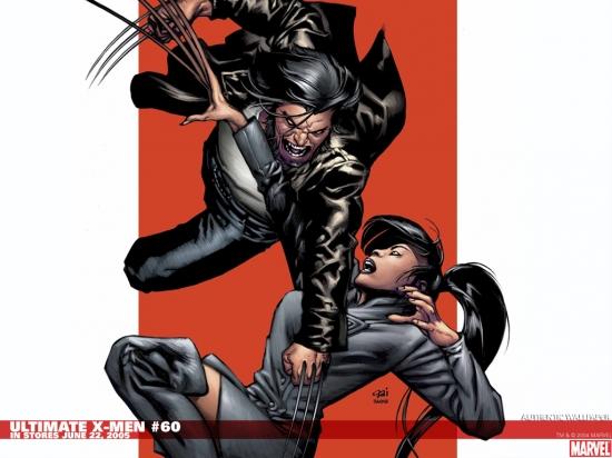Ultimate X-Men (2000) #60 Wallpaper