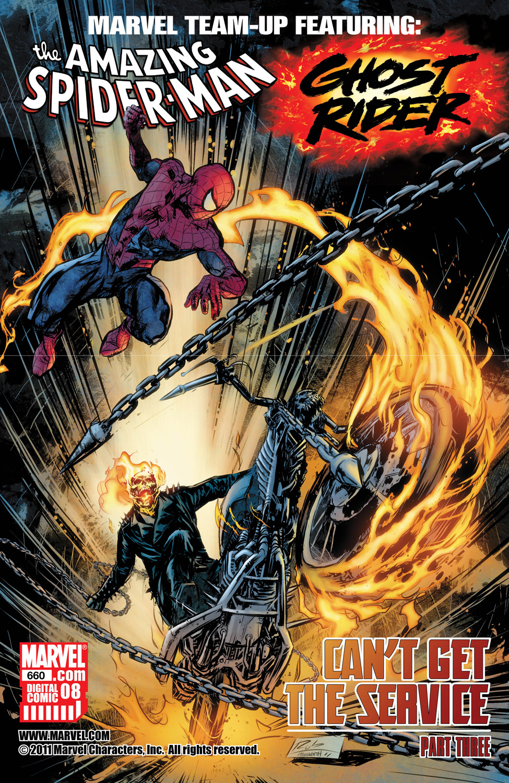 Spider-Man: Big Time (2010) #8
