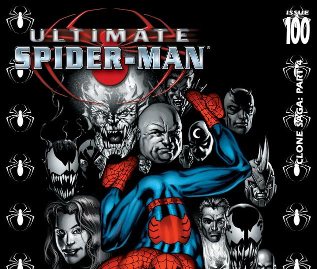Ultimate Spider-Man (2000) #100, Variant