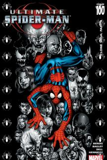 Ultimate Spider-Man #100  (Variant)