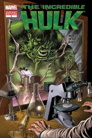 Incredible Hulk (2011) #2 (Mc 50th Anniversary Variant)