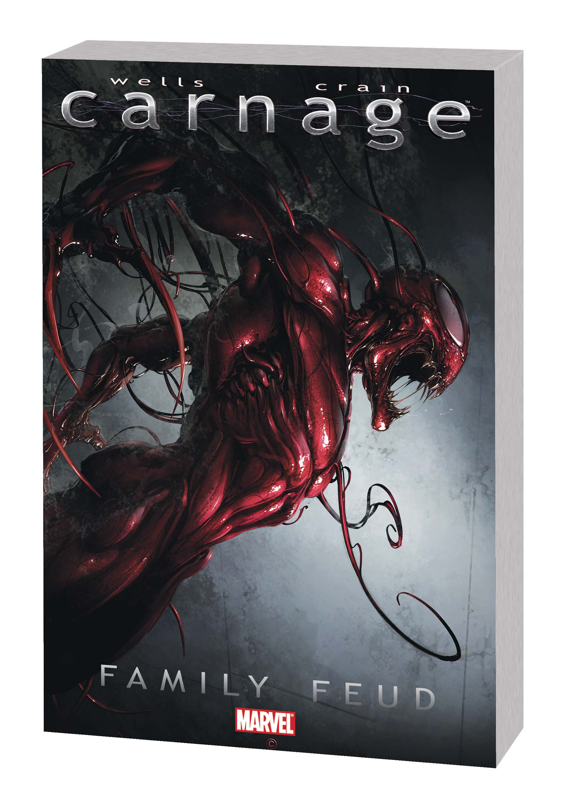 CARNAGE: FAMILY FEUD TPB (Trade Paperback)
